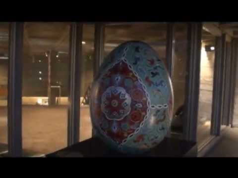The Faberge Egg Hunt: London 2012