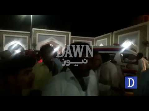 Blast at Lal Shahbaz Qalandar, Sehwan
