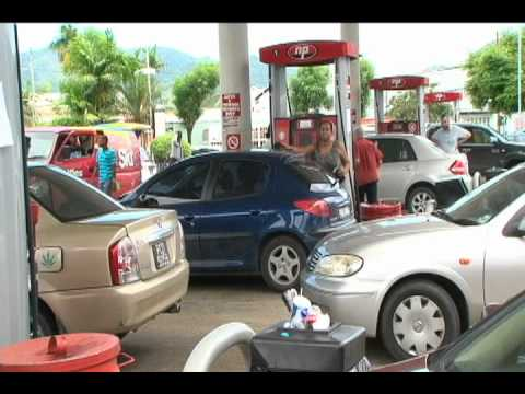 No gas in South Trinidad
