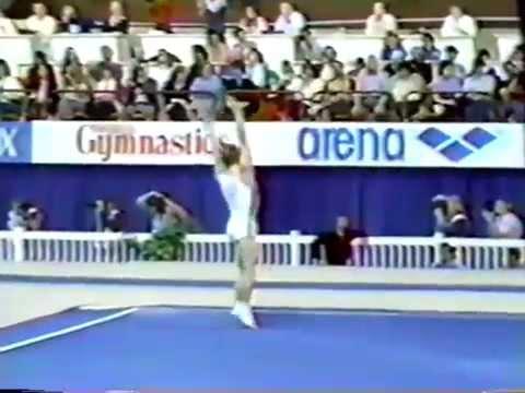 1985 World Gymnastics Championships, men's AA