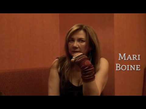 "Mari Boine interview - ""Sterna Paradisea""."