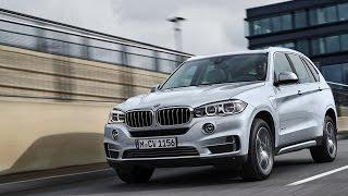 TEST DRIVE: BMW X5 xDrive40e hybrid