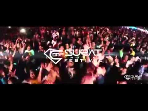Surat Music Festival on 10th May 2015