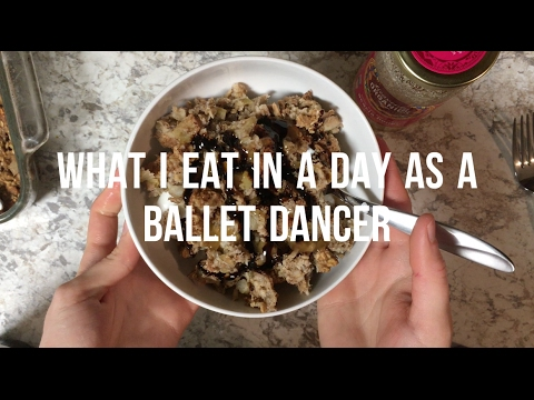 What I Eat in a Day as a Ballet Dancer - TwinTalksBallet