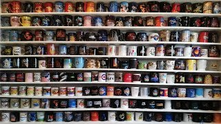 My Theme Park Memorabilia - Mug Collection