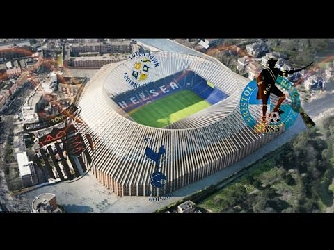 Ten New Football Stadiums Coming Soon (In England)