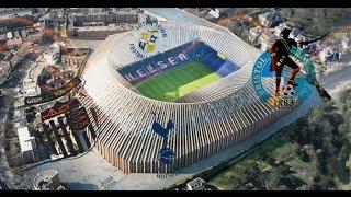 Ten new football stadiums coming soon! (in england)