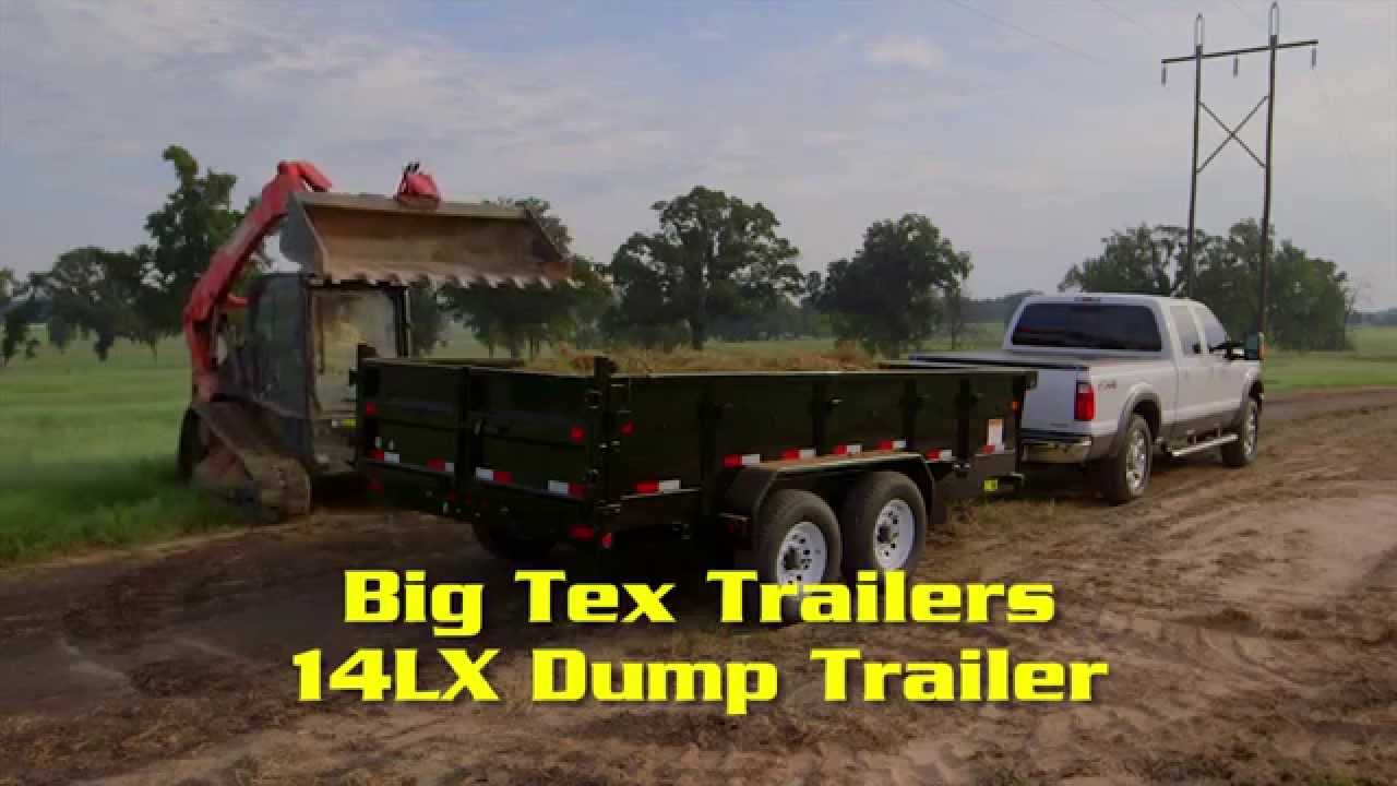 Big Tex Dump Trailer Wiring Harness Solutions Trailers 14lx In Action You