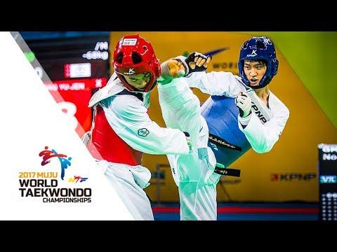 2017 World Taekwondo Championships MUJU _ Final match (Men -68kg)