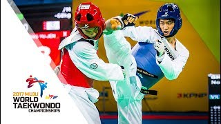 2017 World Taekwondo Championships MUJU _ Final match (Men -68kg)