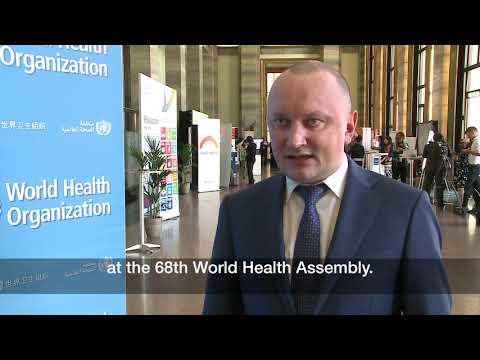 Epilepsy Treatment In Russia: Dr Evgeny G. Kamkin, Ministry Of Health, Russian Federation