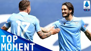 Luis Alberto Scores the Best of 7 Goals in Thriller! | Lazio 4-3 Genoa | Top Moment | Serie A TIM