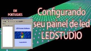 VÍDEO AULA PAINEL DE LED
