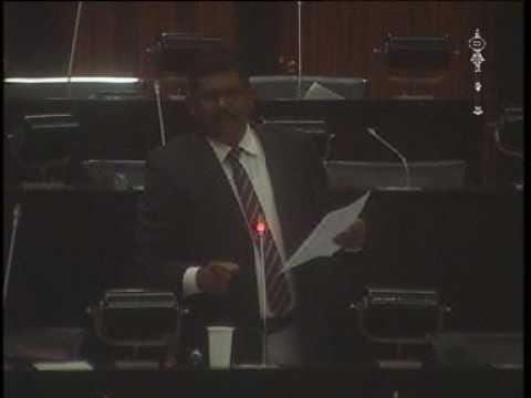 Parliament of Sri Lanka - 27 October 2016 Part 9