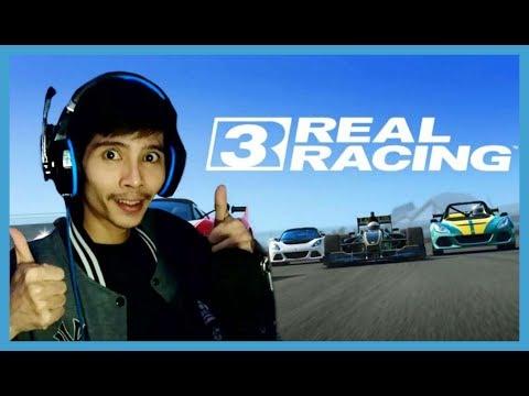 Real Racing 3 Emang Juaranya 'Grafis' Mantep Di Android