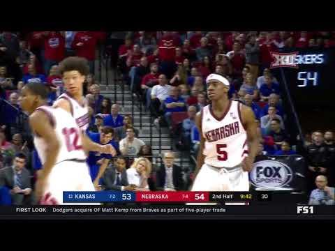 Kansas vs Nebraska Men