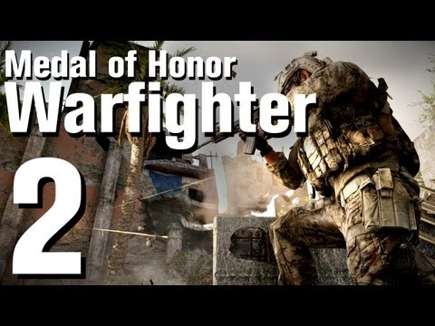 Medal of Honor: Warfighter Walkthrough Part 2 - Chapter 2: Argyrus