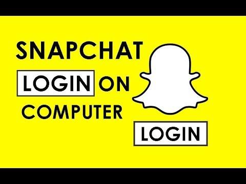 [HINDI] How To Install & Login Snapchat On Computer AUG 2018