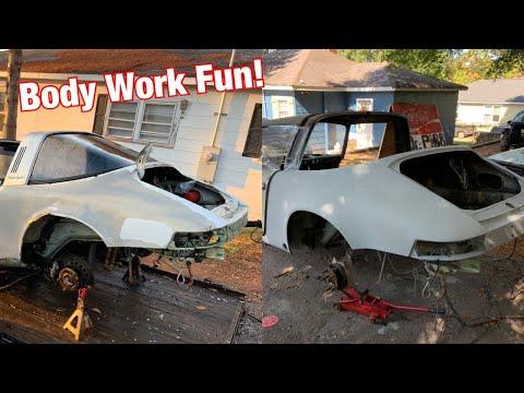 Saving A Vintage Porsche 911 Targa From The Scrapyard: Rebuild Part 19