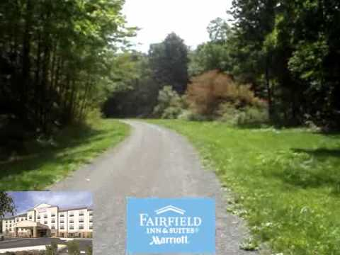 Great Allegheny Passage featuring Fairfield Inn & Suites in Cumberland, Maryland