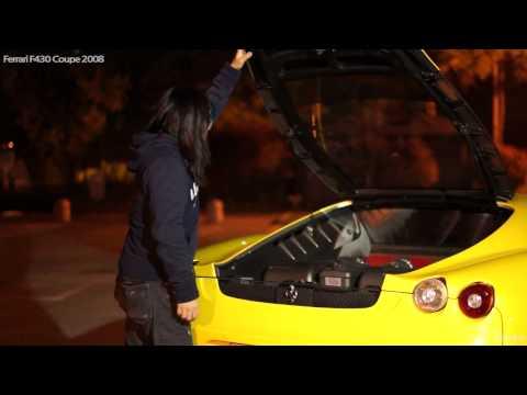 [야간비행] 페라리 F430 ( Ferrari F430 Coupe )
