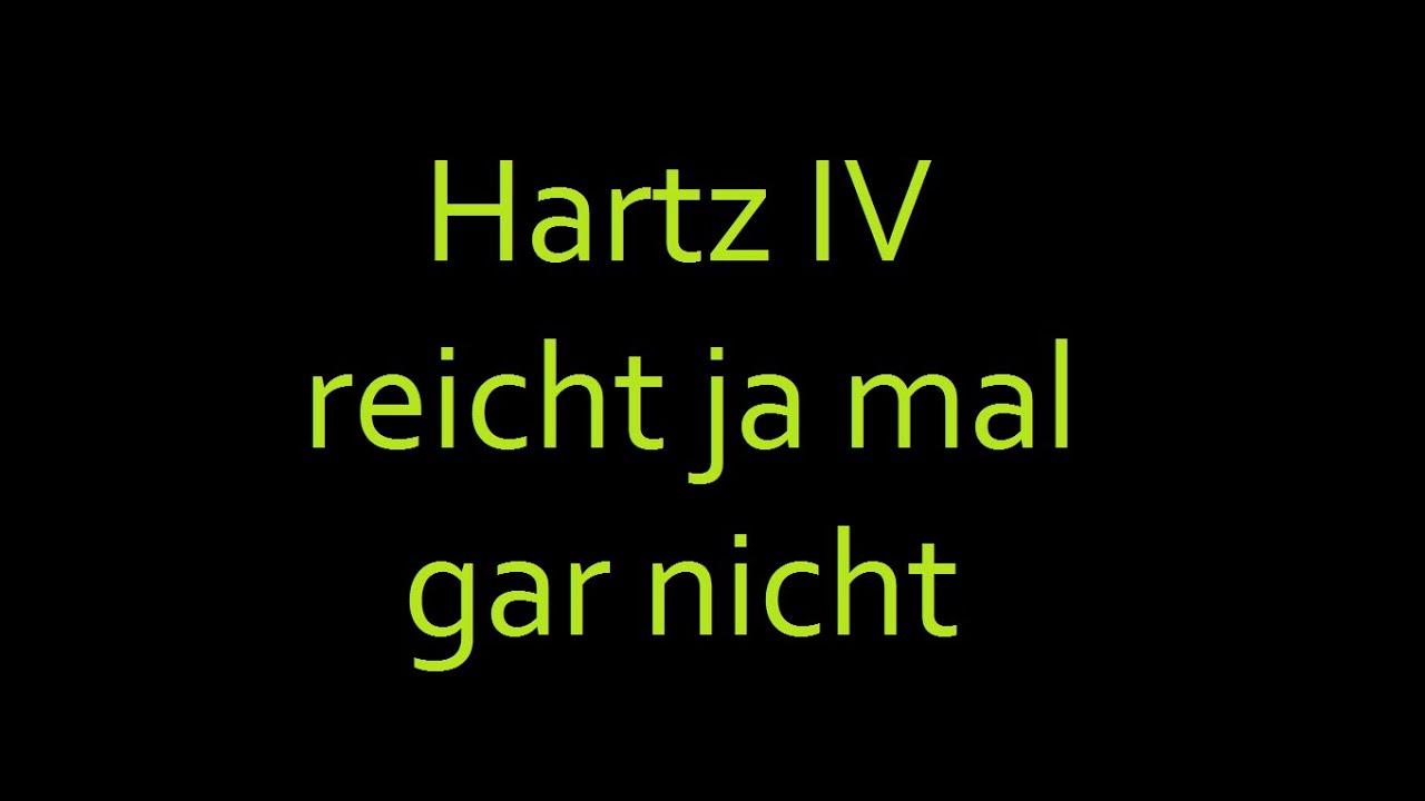 Ich Bin Hartz 4 Empfänger