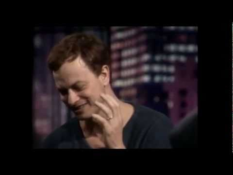 Gary Sinise funny interviews