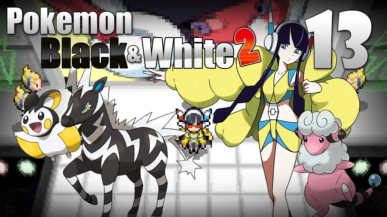 Pokémon Black White 2 Episode 13 Nimbasa Gym Youtube