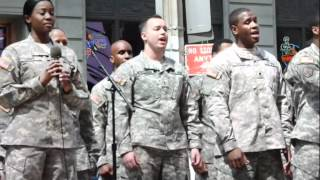 U.S. Army Soldier Show NYC 2012.wmv