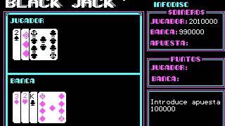 BLACK JACK (PC CGA)   www.agamenon3.blogspot.com