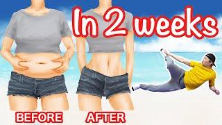 【1日1回】2週間で平らなお腹を手に入れる腹筋運動!