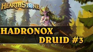ALE TEN DRAW... - HADRONOX DRUID #3 - Hearthstone Decks std