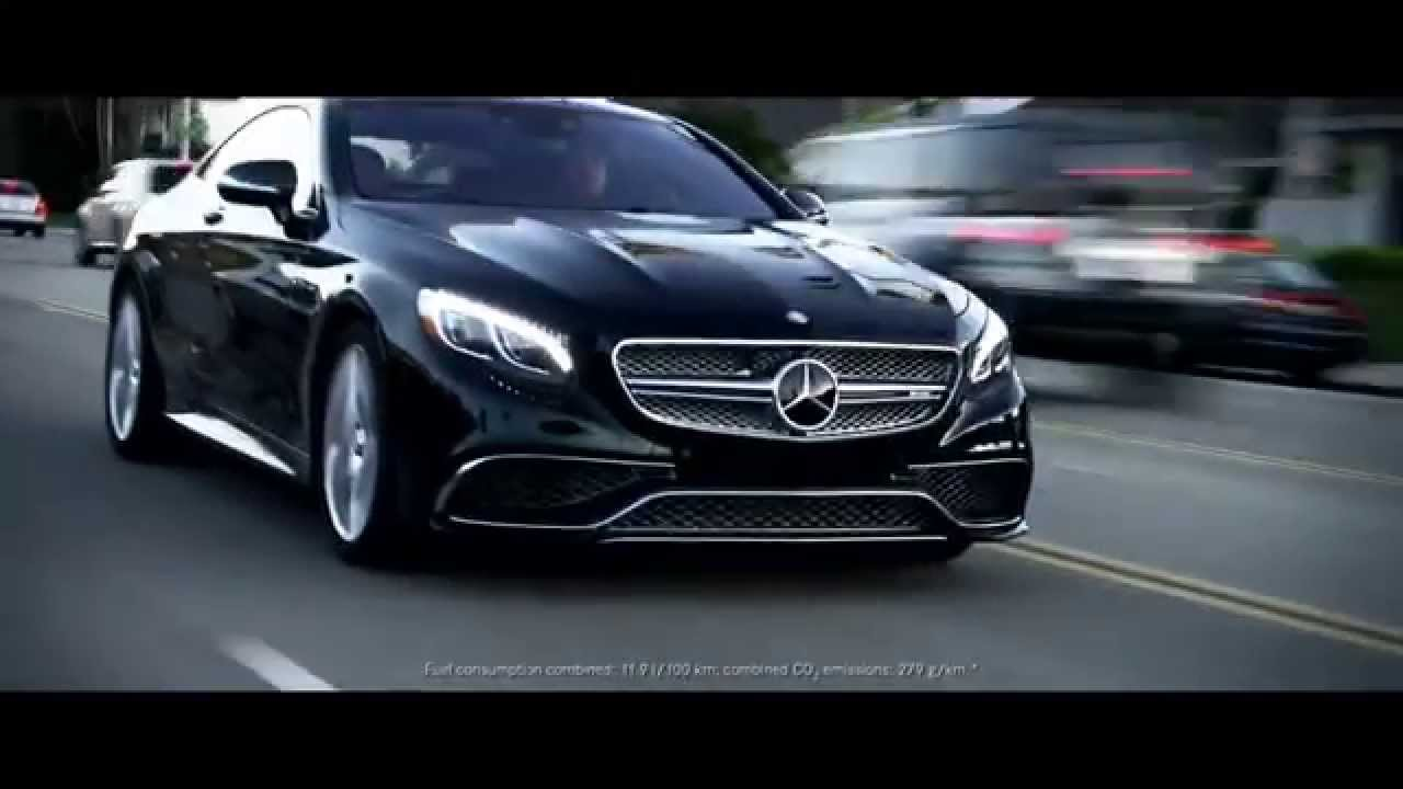2016 mercedes benz s65 amg coupe trailer youtube. Black Bedroom Furniture Sets. Home Design Ideas