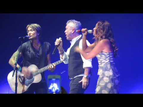 KEITH URBAN SYDNEY WHEN THE WAR IS OVER (Feat Jess Mauboy and Jimmy Barnes)