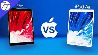iPad Air 10.5 vs iPad Pro 10.5 - The ULTIMATE Comparison!