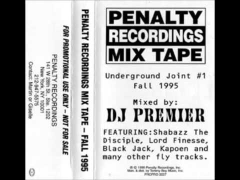 DJ Premier  Penalty Recordings Mixtape