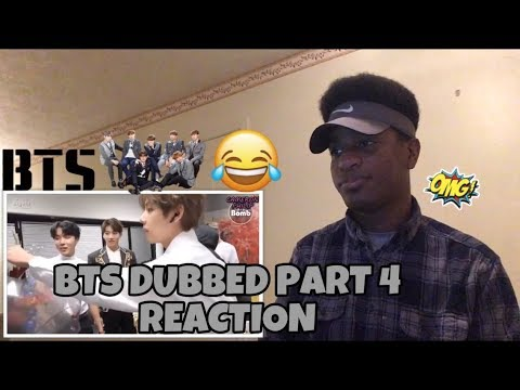 If Bts Bangtan Bombs Were Dubbed #4 Reaction