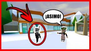 I PASS BY ASIMO3089 in JAILBREAK - ROBLOX (Creator of Jailbreak)