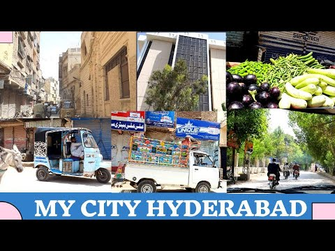 MY CITY HYDERABAD | VISITED AFTER 3 YEARS | LOCK-DOWN | SINDH | PAKISTAN | SOBIA RIND | 2020
