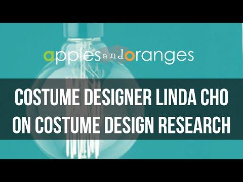 ShowbizU: Costume Design Research- Linda Cho