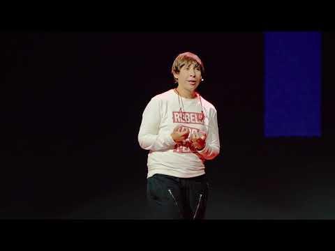 Хулиганы спасут мир   Лариса Афанасьева   TEDxSadovoeRing