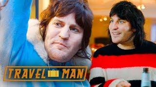 Best Of Noel Fielding on Travel Man | 48hrs in...Copenhagen