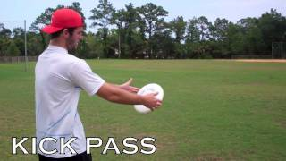 Advanced Frisbee Throws | Brodie Smith
