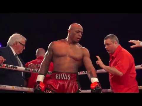 Oscar Kaboom Rivas vs Sergio Ramirez Highlights