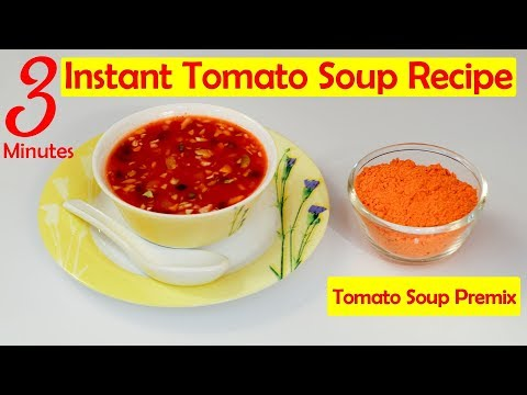 Tomato Soup Knorr Easy Homemade Food Premix Dinner Recipe In 3 Minutes By Manisha Bharani