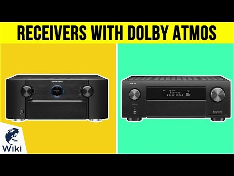 The 10 Best Amplifiers With Dolby Atmos