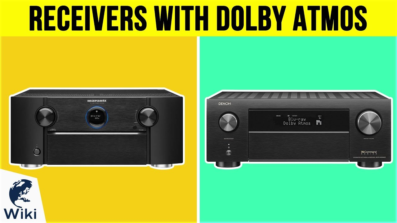 10 Best Receivers With Dolby Atmos 2019