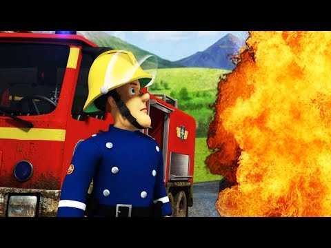 Fireman Sam US New Episodes | Fireman Sam Against Flames - Compilation 🚒 🔥 Cartoons for Children