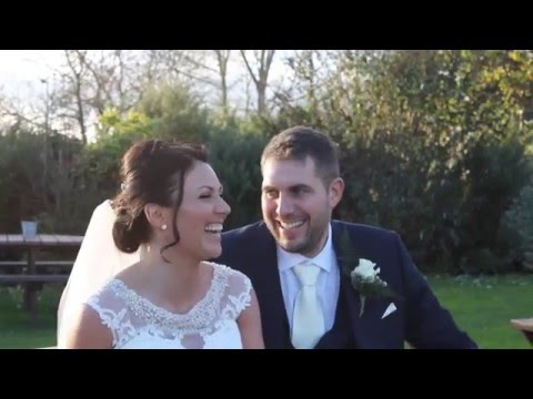South Causey Inn Wedding Highlights