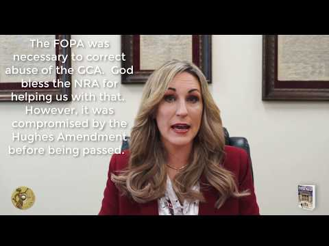 Concealed Carry Reciprocity Act (HR 38):  Laws are Like Sausages
